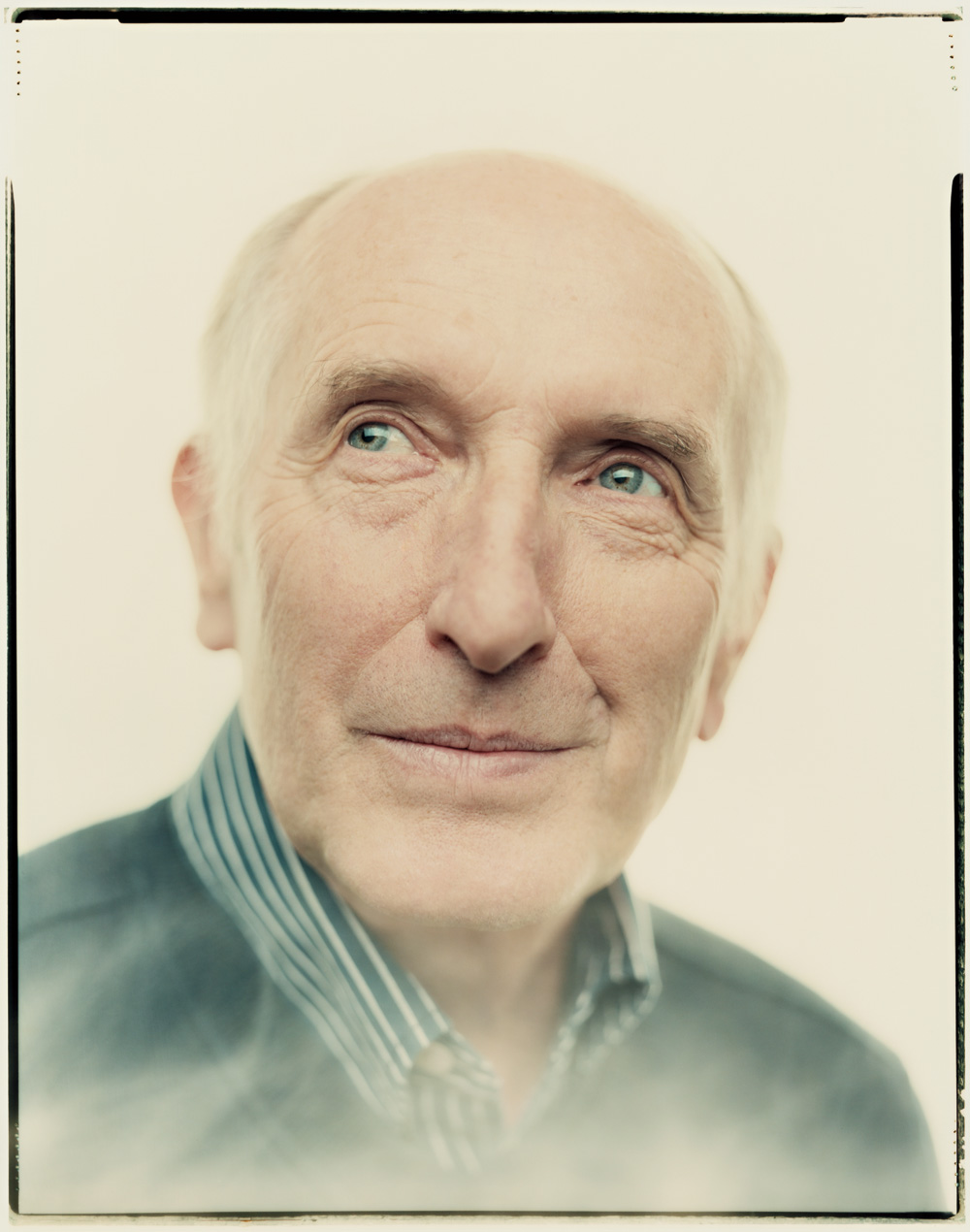 Vaclav Smil, as photographed by Andreas Laszlo Konrath, via Wired.
