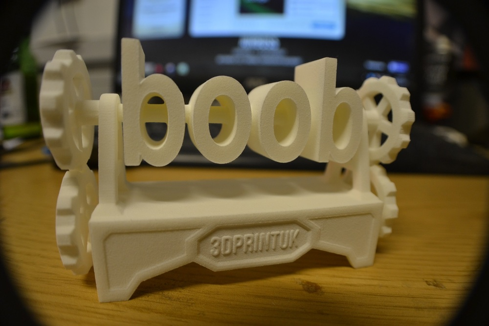 A sign of the end of empire, no?  Via 3D Print UK.