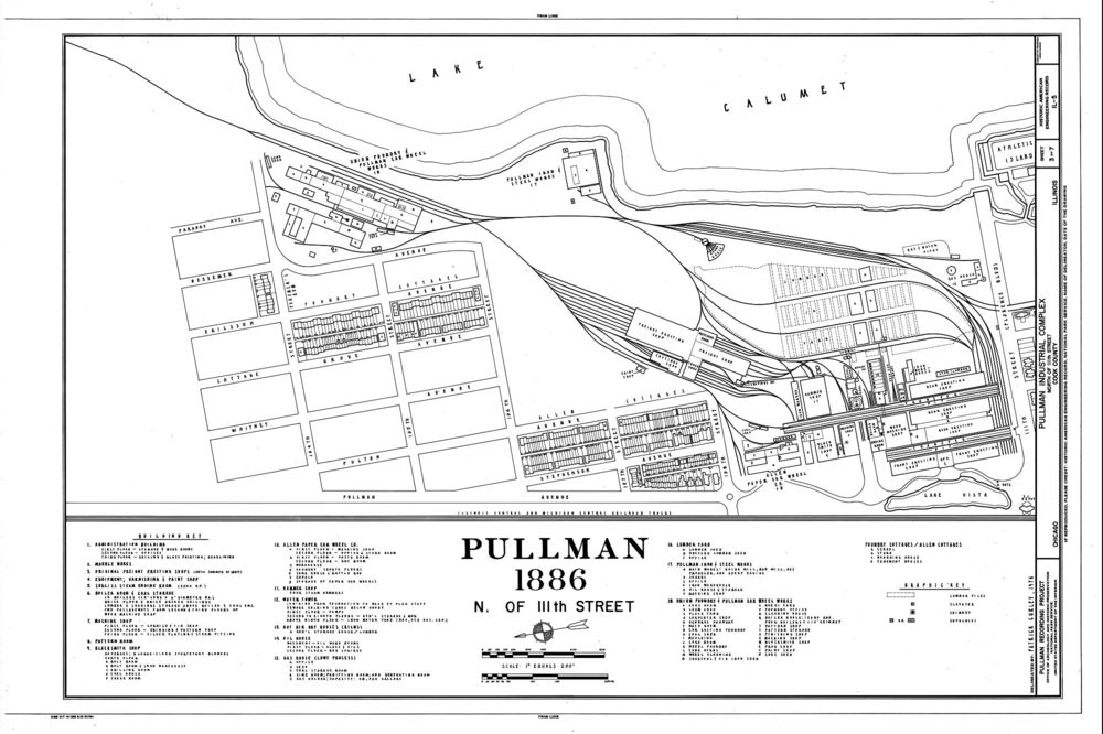 Town of Pullman,  via The Newberry .