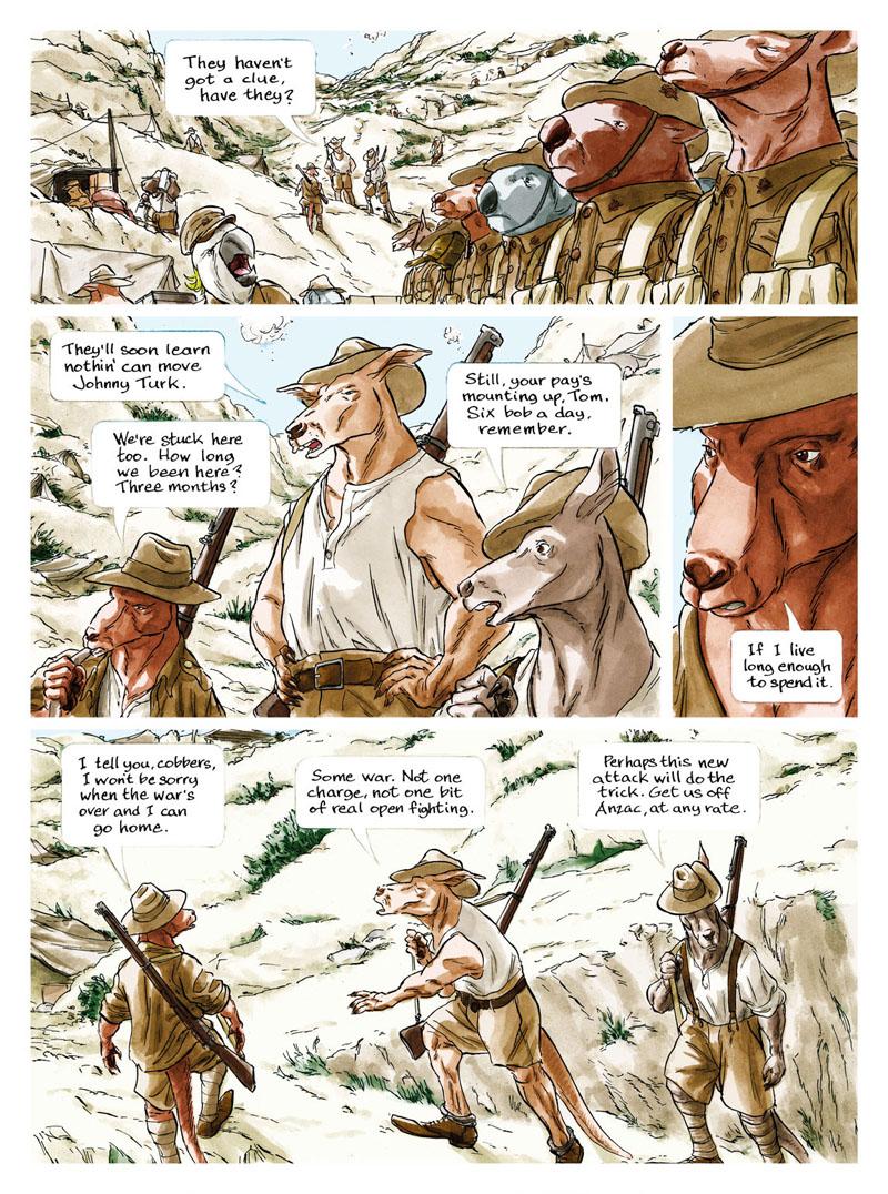 Gallipoli- The Anzac Legend