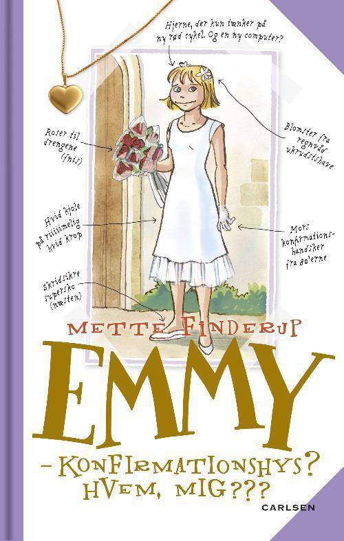 Emmy 0: Konfirmationshys? Hvem, mig???
