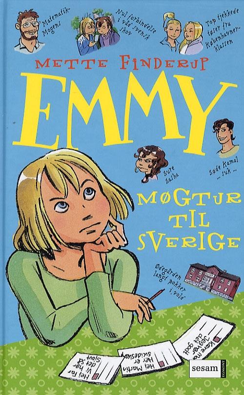 Emmy 2: Møgtur til Sverige