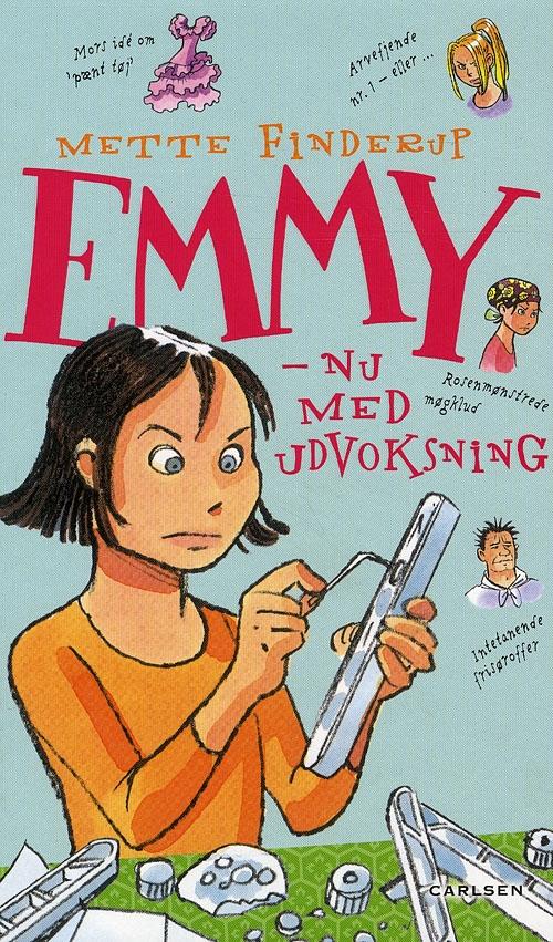 Emmy 6: Nu med udvoksning