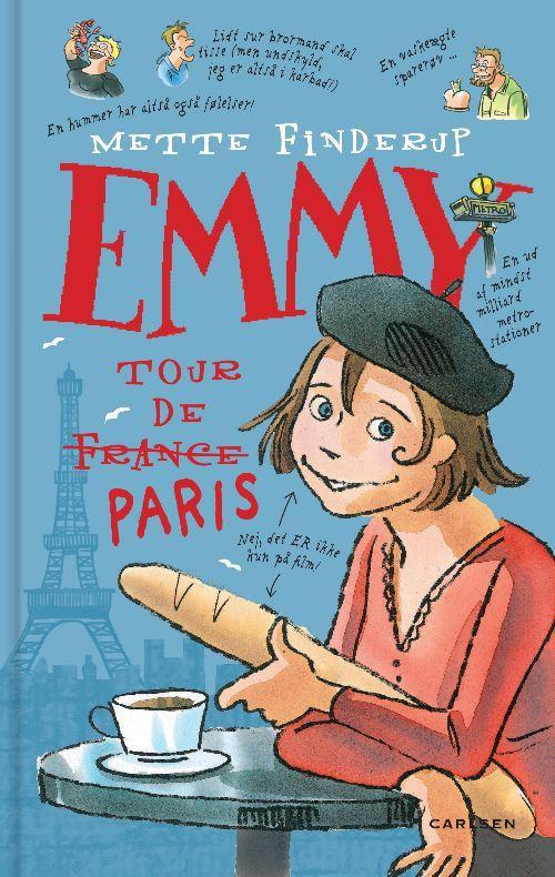 Emmy 7: Tour de Paris