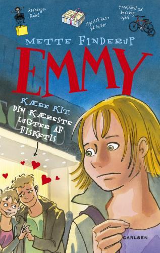 Emmy 8: Kære Kit. Din kæreste lugter af fisketis
