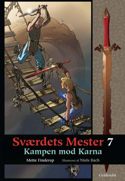 Sværdets Mester 7 – Kampen mod Karna