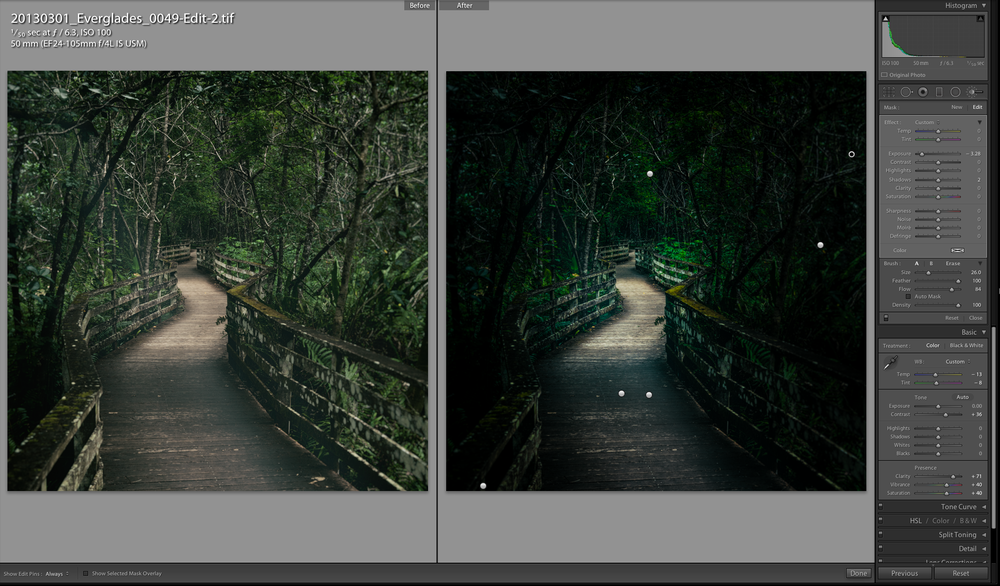 Lightroom 5 - Final Touches