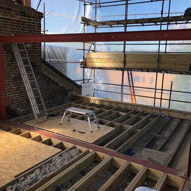 Loft Structure N1 London