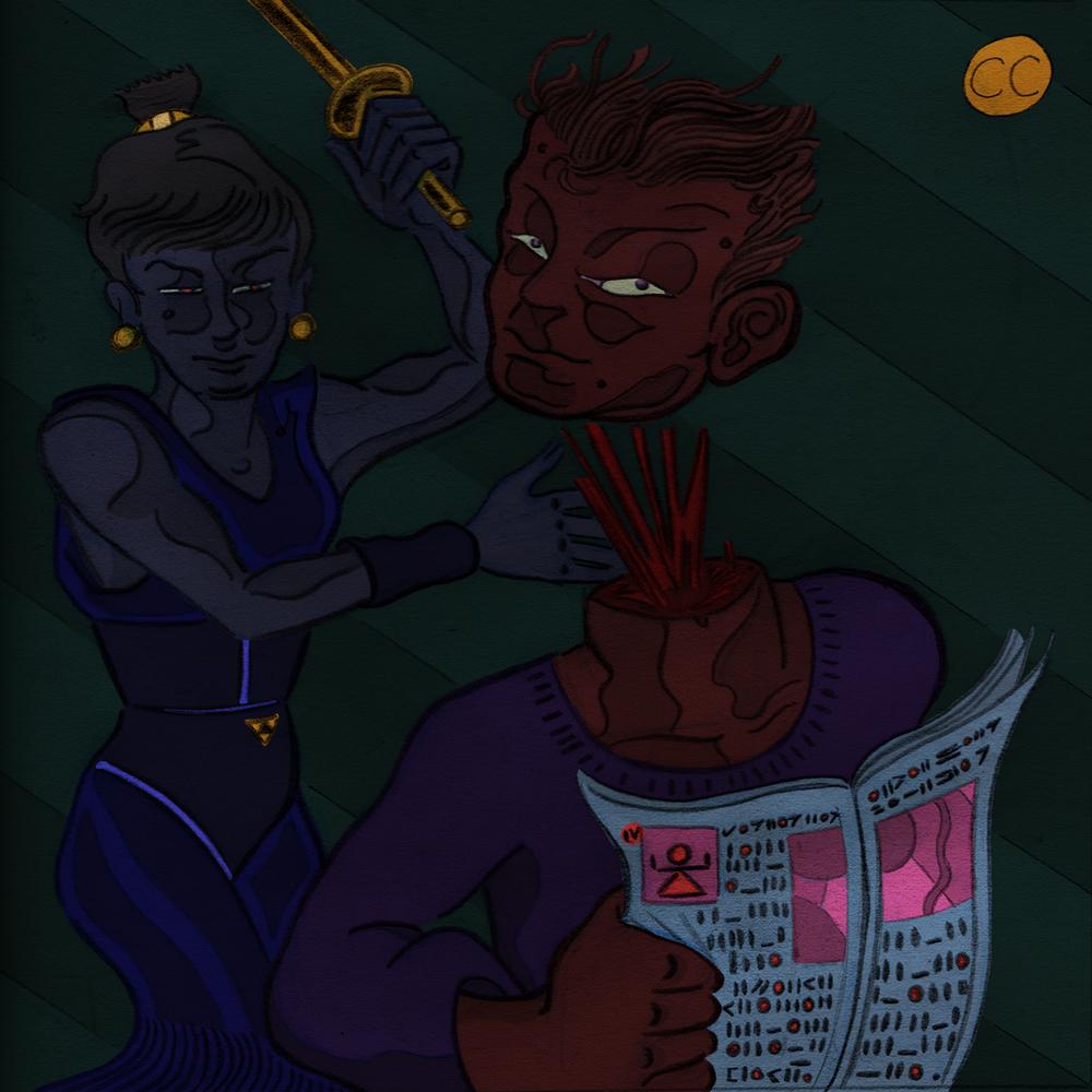 Beheading 2