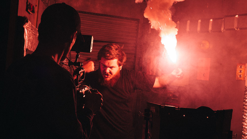 Gravemind (Behind the scenes for Anaesthesia)