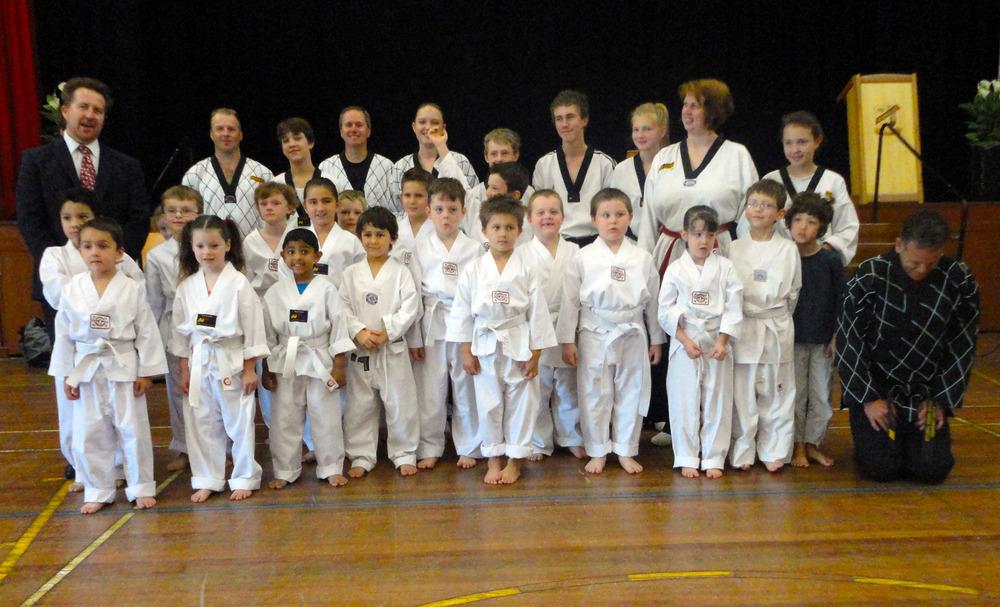Junior White Belts