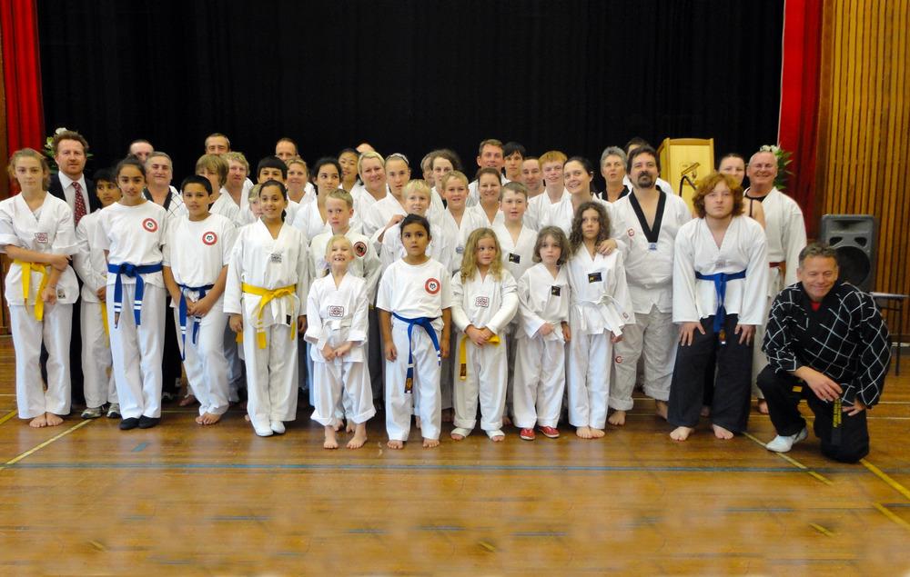 Senior Coloured Belts