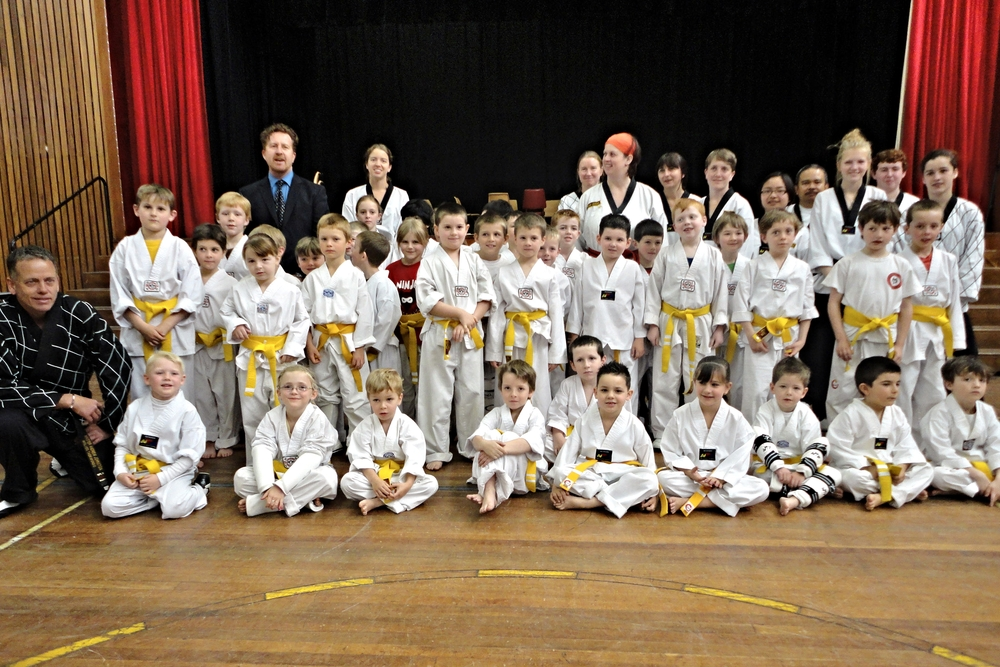 Wolf Pack – Yellow Belts