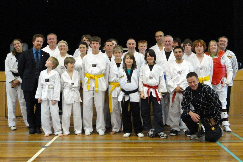 Senior Belts