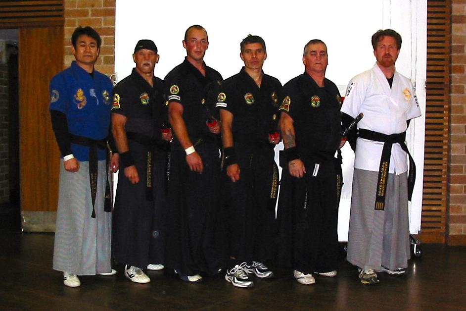 Haidong Gumdo – Master Class