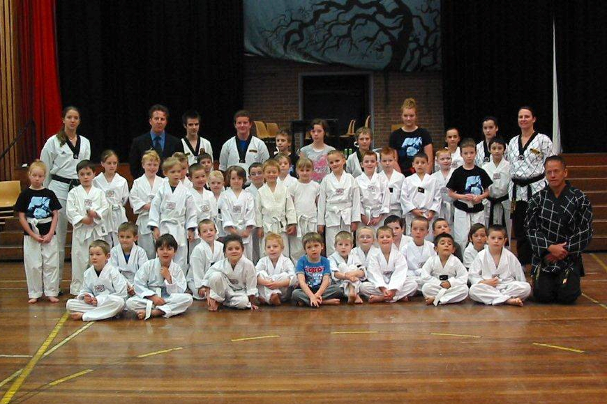Wolf Pack – White Belts