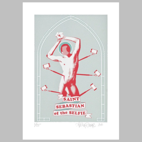 Saint Sebastian #2