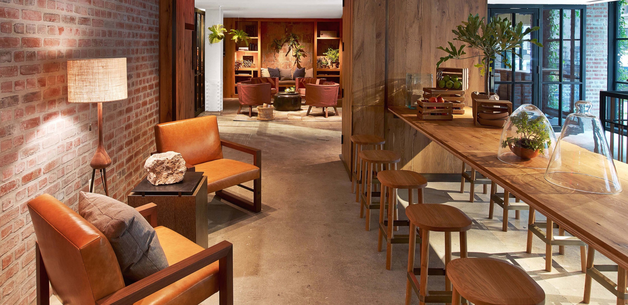 The Hotel Lobby: From Unused Space to a High-Tech Hub   Chargifi