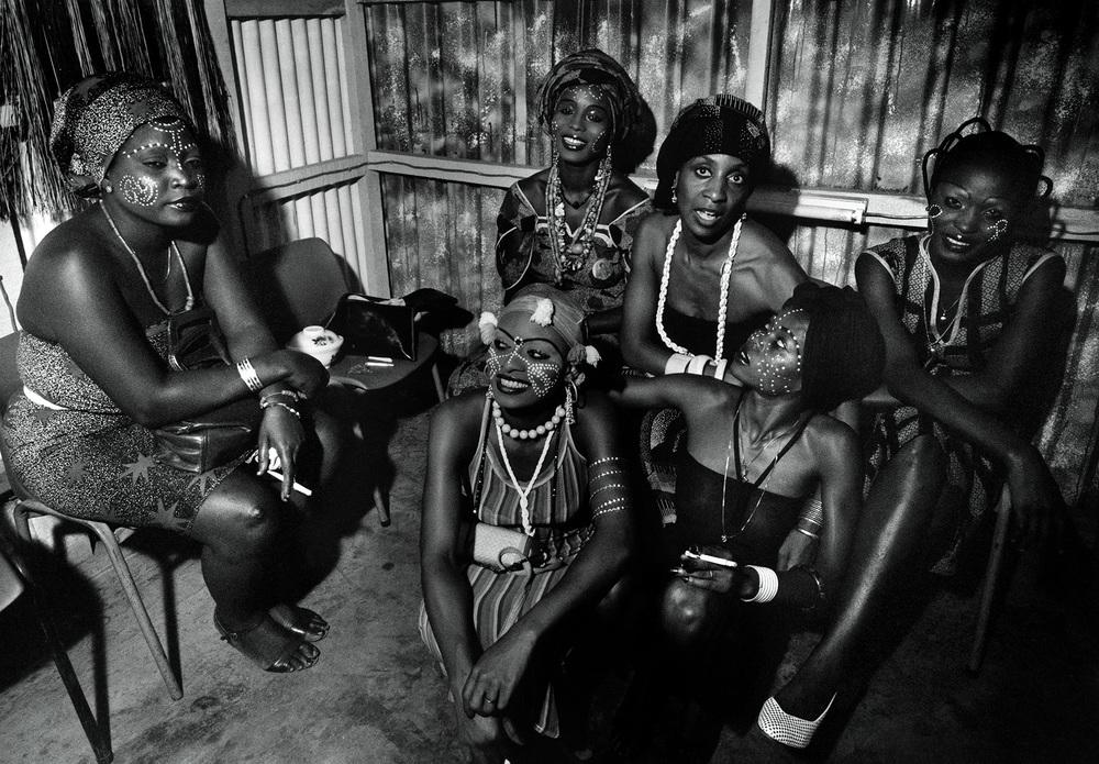 Fela Kuti Wives
