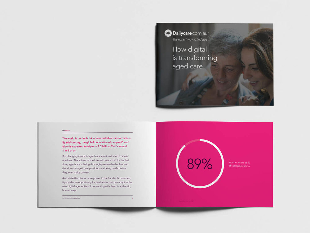 "Dailycare<strong>Giving the elderly a future worthy of the past.</strong><a href=""/case-studies/dailycare-brand-positioning-content-and-advertising"">Read the case study →</a>"