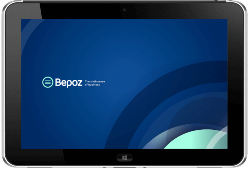 Bepoz screen