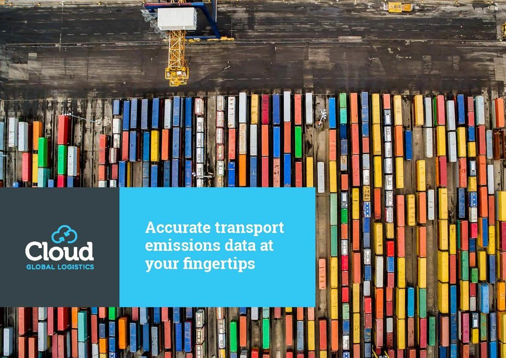 Cloud Global Logistics<strong>Brand positioning and content</strong>