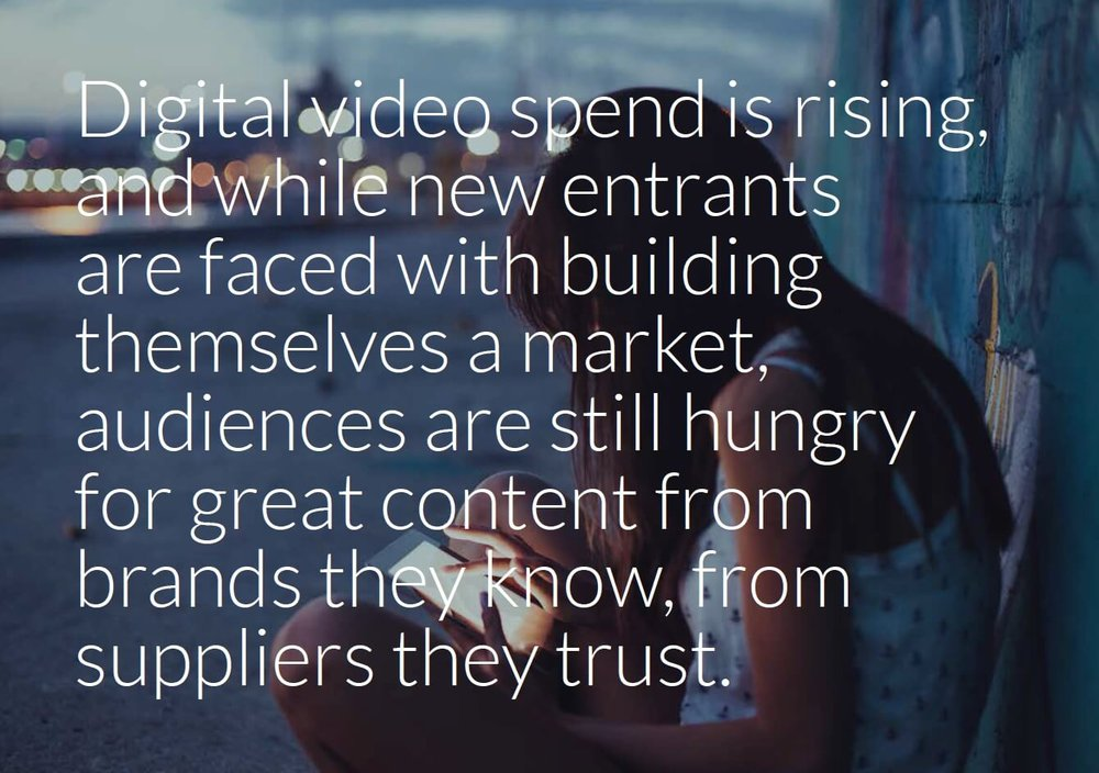 Movideo<strong>Brand positioning and content</strong>