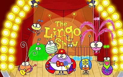 The Lingo Show (Series Anim. Director)