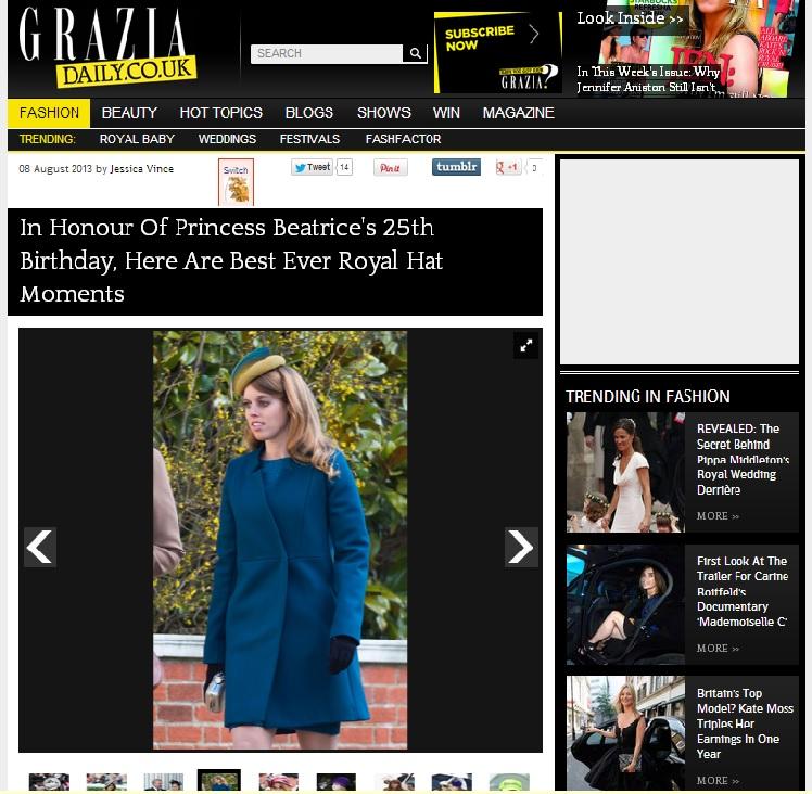 Grazia Daily