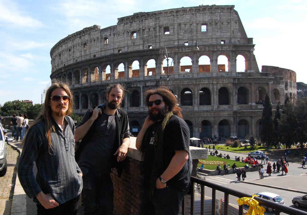 European tour 2012