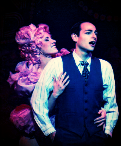 As Bobby in Crazy for You