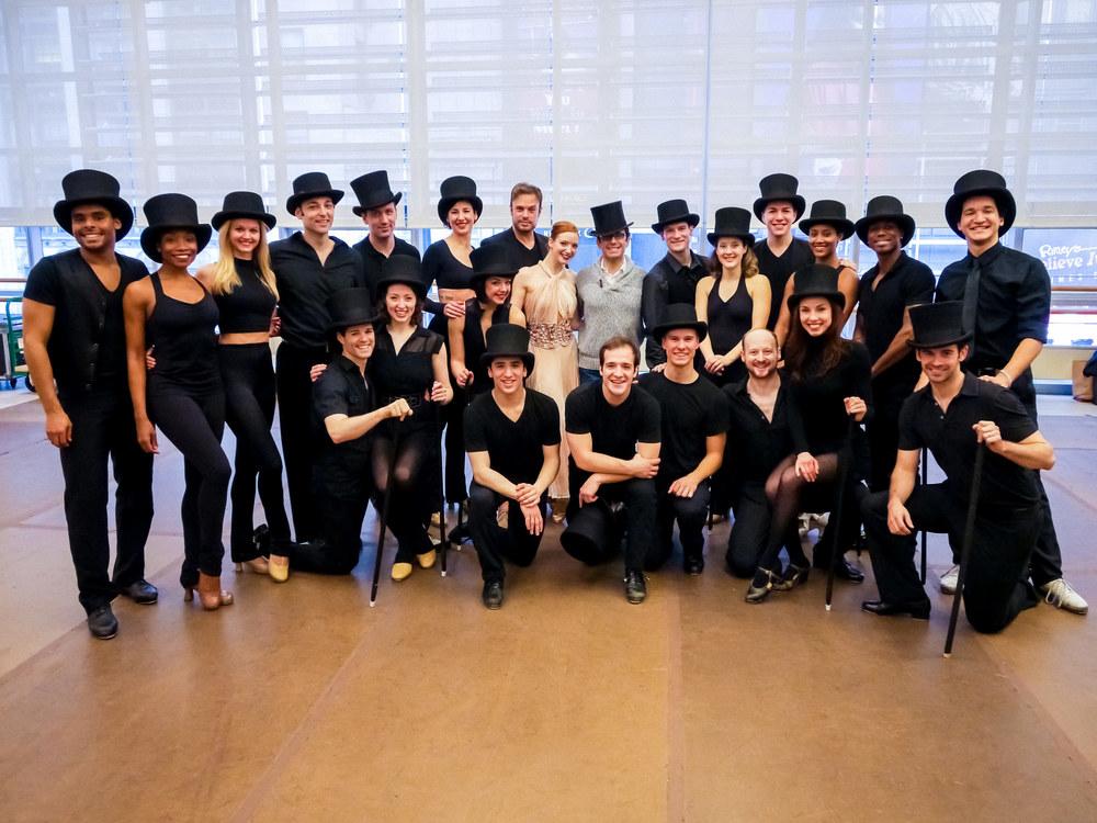 Top Hat, 2014-15