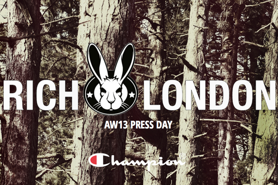 Example: Champion Press Day Report