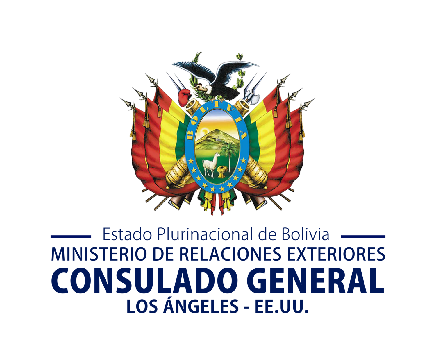 CONSULADO GENERAL DE BOLIVIA EN LOS ANGELES, CALIFORNIA