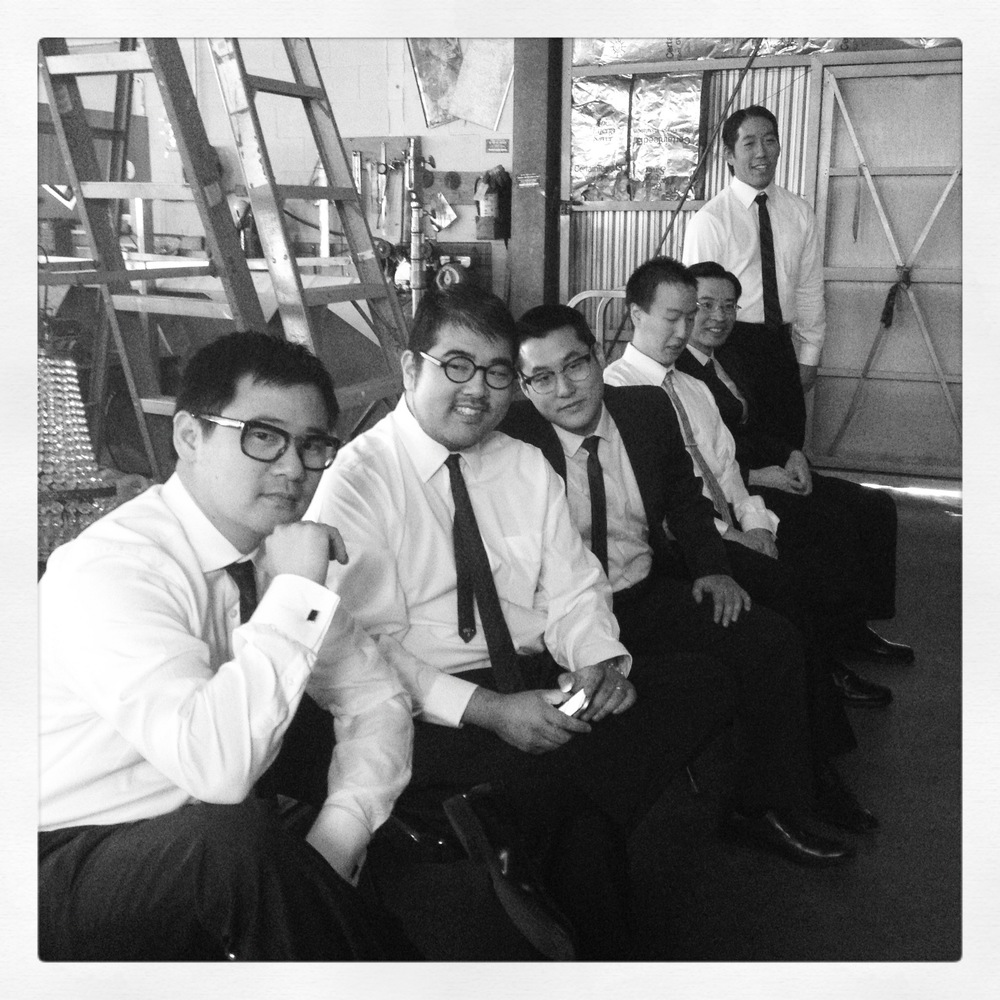 The Asian Rat Pack.