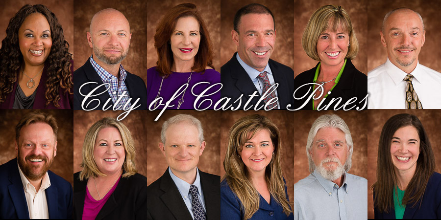 City of Castle Pines 2018 staff and elected officials headshots.jpg