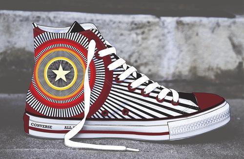 2b3aaee79d35 Converse Shoe and Packaging Design — Tamara Knappenberger