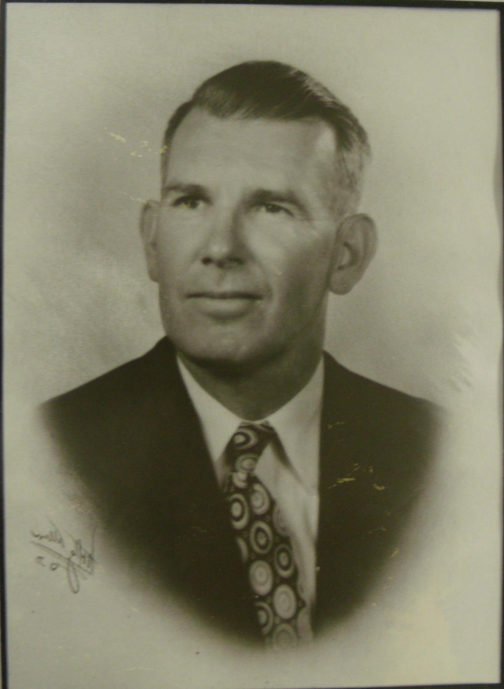 Dr. Archie B. Williford 1945 - 1961.jpg