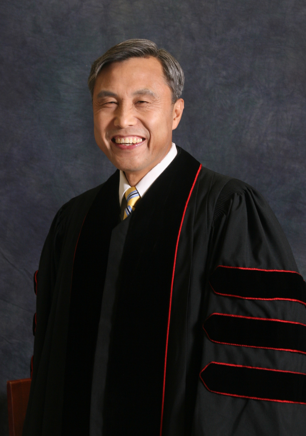 The Rev. Dr. Paul Min