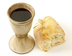"The Lord Jesus on the same night in which He was betrayed took bread; and when He had given thanks, He broke it and said, ""Take, eat; this is My body which is broken for you; do this in remembrance of Me."" In the same manner He also took the cup after supper, saying, ""This cup is the new covenant in My blood. This do, as often as you drink it, in remembrance of Me."" For as often as you eat this bread and drink this cup, you proclaim the Lord's death till He comes.                          1 Corinthians 11:23-26"