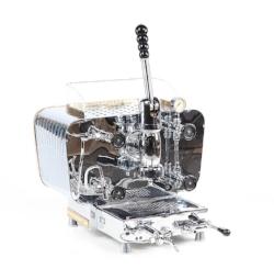 vintage lever espresso