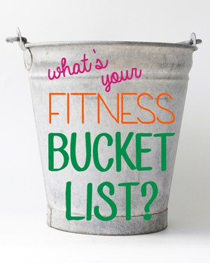 Image result for fitness bucket list