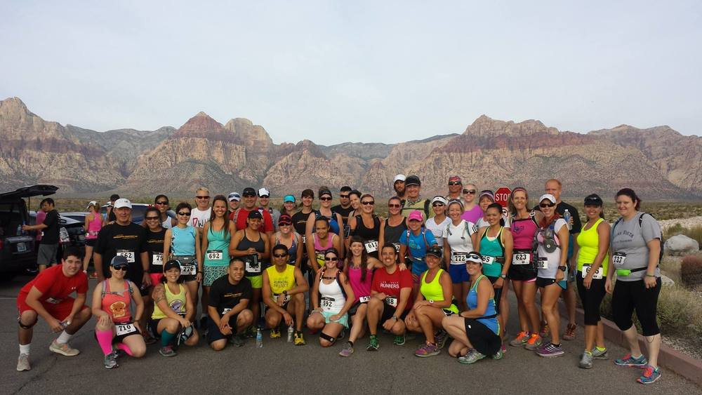 Las Vegas Runners Rock!!!