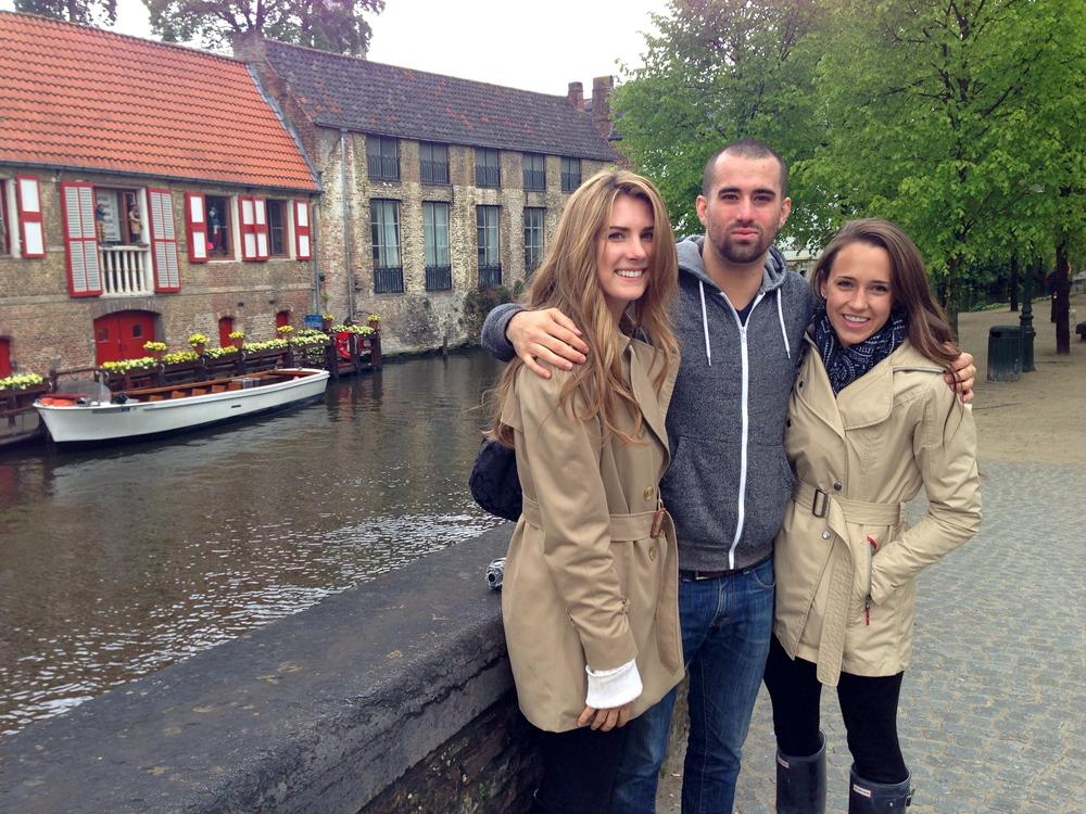 Sara, Ian, Kendahl
