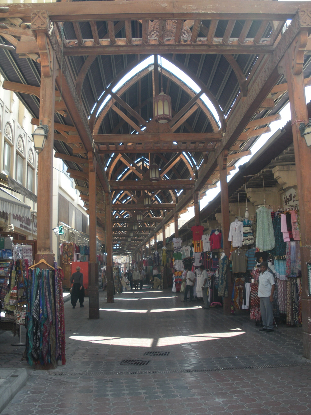 Welcome to the souk!