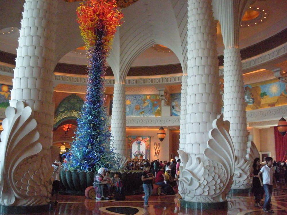 Atlantis lobby