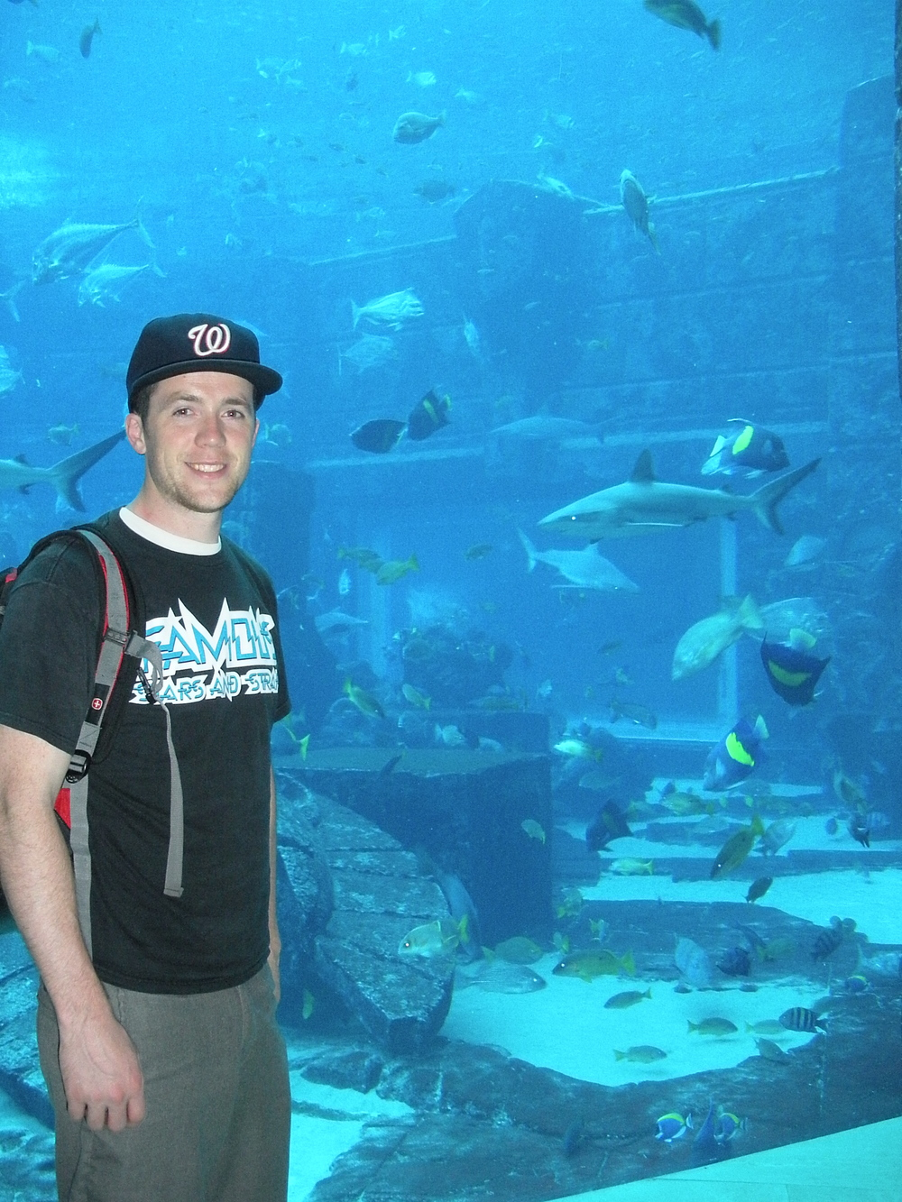 Wishing I had my scuba gear