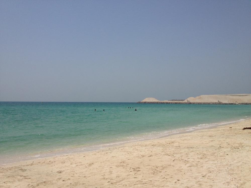 Umm Suqiem Beach