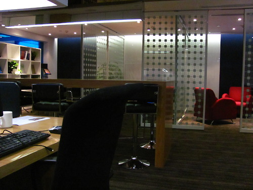 My office- The SME Center