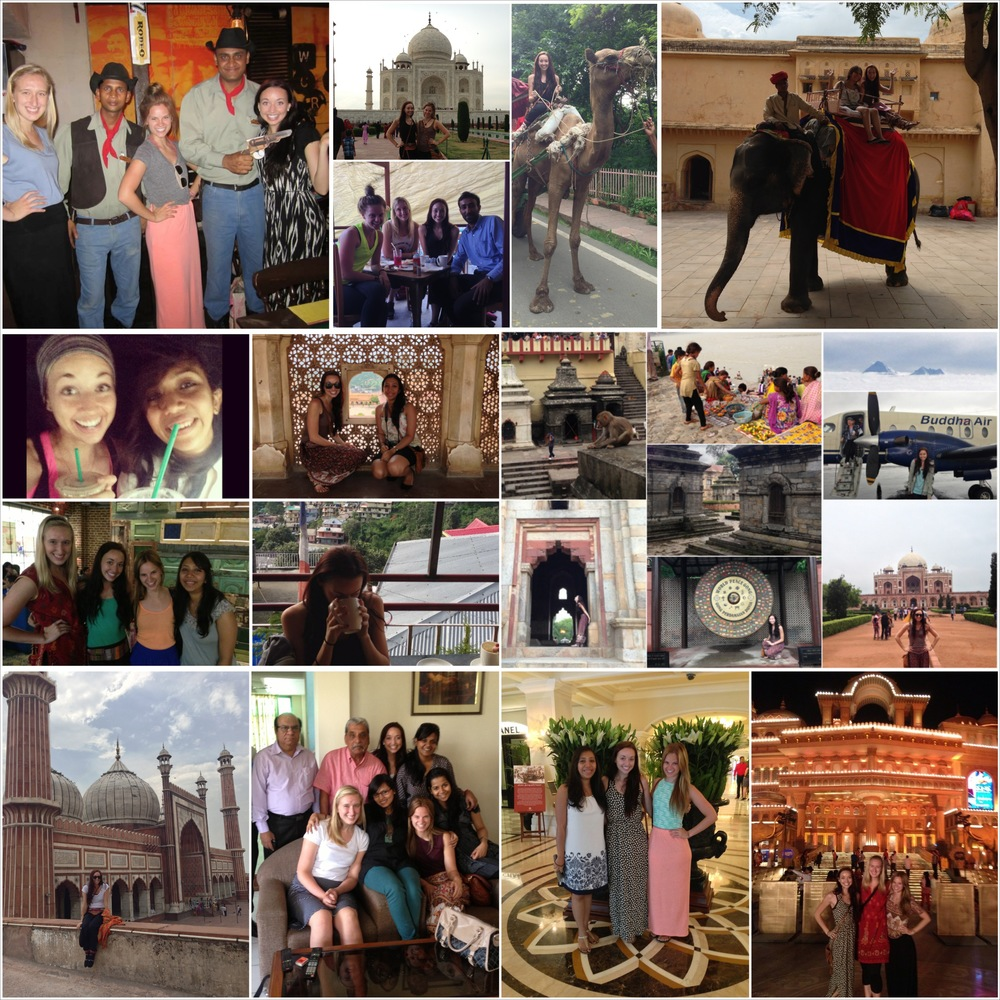 A few memories out of the countless of wonderful experiences I've had in India